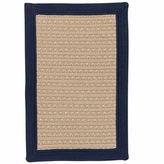 Colonial Mills Patriot Border Reversible Braided Rug