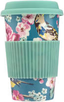 Cath Kidston Meadowfield Birds Ceramic Travel Cup