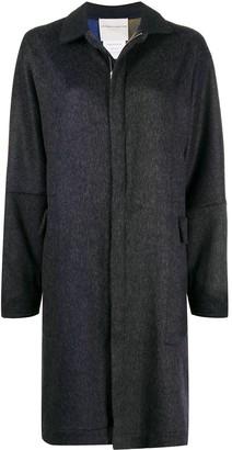 Stephan Schneider Zip-Up Wool Coat