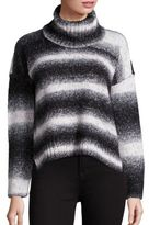 Design History Missy Ombre High-Low Slouch Sweater