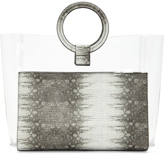 Vince Camuto Clea - Clear Tote