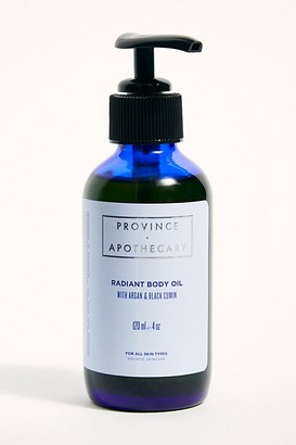 Province Apothecary Radiant Body Oil at Free People