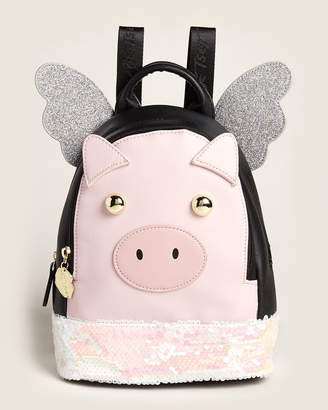 Betsey Johnson Luv Betsey By Blush Peppaa Pig Backpack