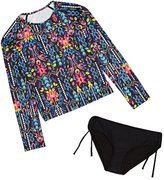 Seafolly Mexicana Fiesta L%2Fs Surf Set
