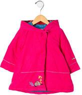 Catimini Girls' Hooded Jacket