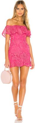 Lovers + Friends Reid Mini Dress