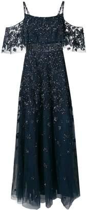 ZUHAIR MURAD sequin embellished gown