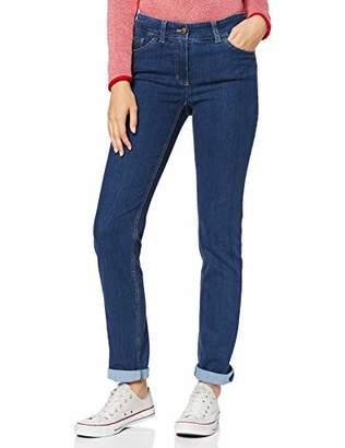 Gerry Weber Women's 92151-67910 Slim Jeans,22 (Size: 48R)