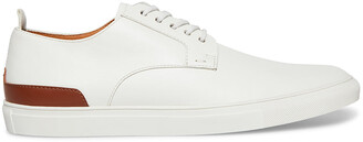 Steve Madden Coltt White Leather