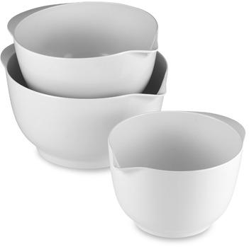 Bed Bath & Beyond Melamine Mixing Bowls (Set of 3)