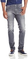 AG Adriano Goldschmied Men's The Nomad Modern Slim Fit Jean with Button Closure