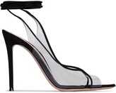 Gianvito Rossi Denise illusion wrap-around sandals