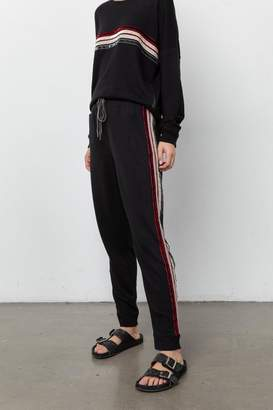 Rails Black Rainbow Sweatpants
