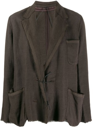 Lanvin Pre-Owned 2003 loose-fit jacket