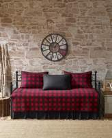 Woolrich Buffalo Check 5-Pc. Daybed Cover Set