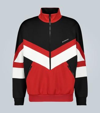 Givenchy Half-zipped sweatshirt