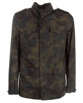 Etro Leaves Print Jacket