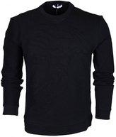 Versace Medusa Chenile Embossed Sweatshirt