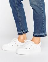 Pull&Bear Star Platform Sneaker