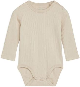 Arket Cotton Lyocell Bodysuit
