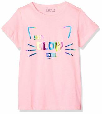 Esprit Girl's Rq1004312 T-Shirt Ss