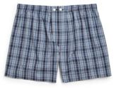 Derek Rose Barker Checked Boxers
