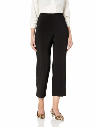 Alfred Dunner Women's Proportioned Short Knit Pant