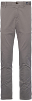 Tommy Hilfiger Bleeker Straight Chino Twill Trousers, Grey
