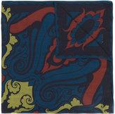 Etro paisley print scarf - men - Silk/Wool - One Size