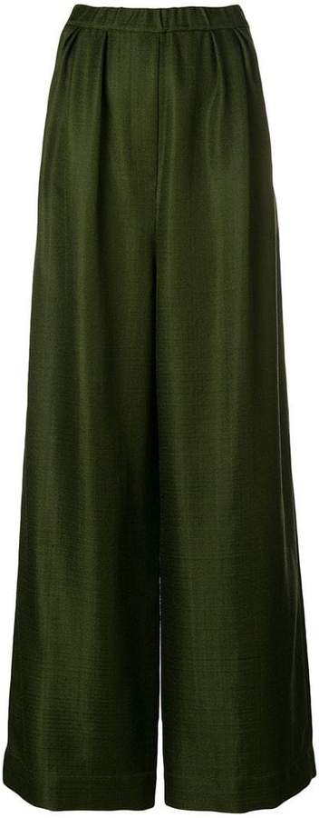 Christian Wijnants wide leg trousers
