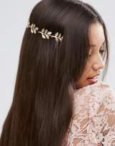 Asos Leaf Back Detail Headband