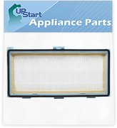 UpStart Battery Replacement Miele S314i Red Star Vacuum HEPA Filter - Compatible Miele SF-AH 30, SF-HA 30, AH30 HEPA Filter