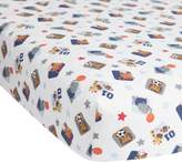 Lambs & Ivy Future All-Star Fitted Crib Sheet