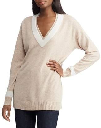 Ralph Lauren Washable Cashmere Cricket Sweater - 100% Exclusive