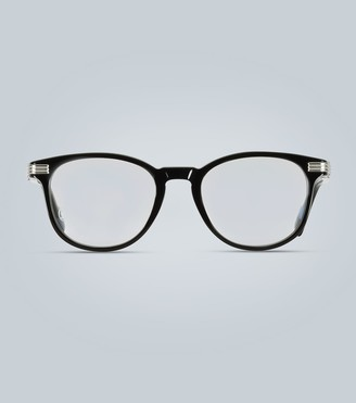 Cartier Eyewear Collection Round acetate glasses