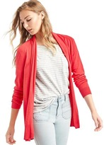 Gap Easy open-front cardigan
