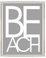 Beach (Framed)