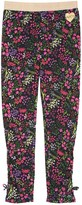 Juicy Couture Girls Knit Bucharest Floral Legging