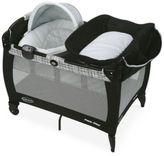 Graco Newborn Napper Playard with Soothe Surround