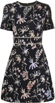 Peter Pilotto floral-print mini dress