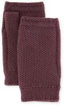 Loro Piana Rougemont Cashmere Fingerless Gloves
