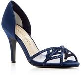 Caparros Cecilia Satin d'Orsay High Heel Pumps