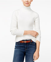 Tommy Hilfiger Ribbed Turtleneck Sweater