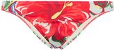 Salinas Low Rise Floral Bikini Bottoms