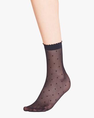 Falke Dot Socks
