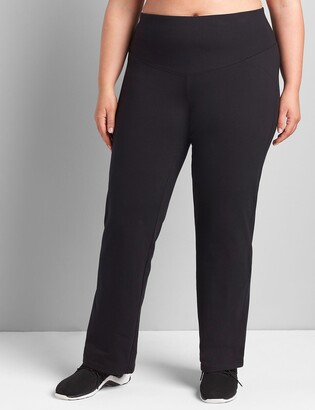 Lane Bryant LIVI Yoga Pant with Smoothing Control Tech