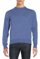 Saks Fifth Avenue Donegal Cashmere Sweater