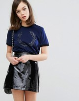 Fred Perry Archive Laurel Wreath Logo T-shirt