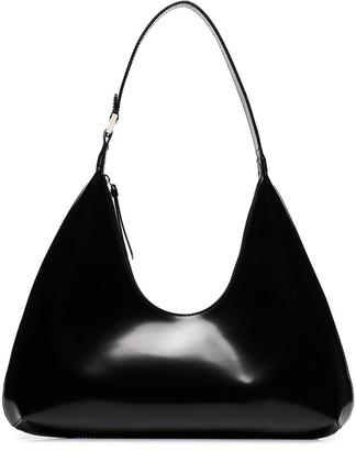 BY FAR Amber leather shoulder bag