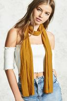 Forever 21 Sheer Oblong Scarf